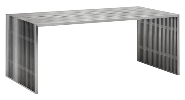 Zuo Furniture Novel Brushed Dining Table ZUO-100082