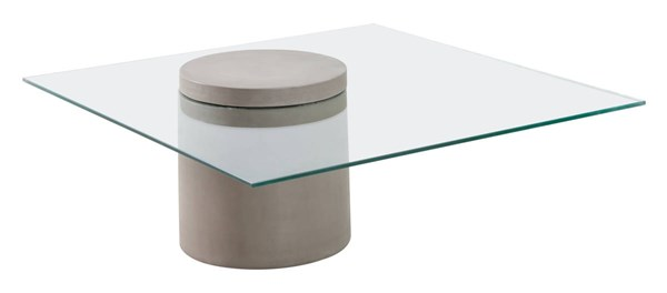 Zuo Furniture Monolith Cement Coffee Table ZUO-100200