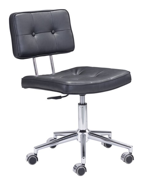 Zuo Furniture Series Black Office Chair ZUO-100236