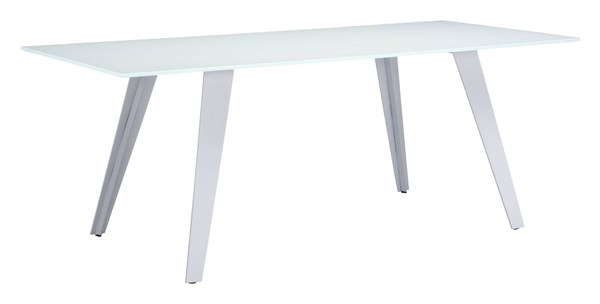 Zuo Furniture House White Dining Table ZUO-100252