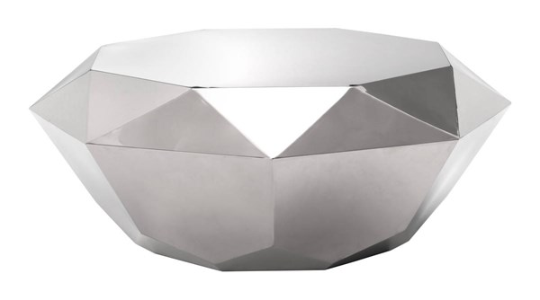Zuo Furniture Gem Gold Coffee Tables ZUO-GEM-CT