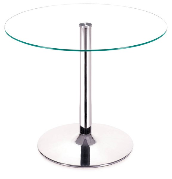 Zuo Furniture Galaxy Chrome Dining Table ZUO-102151