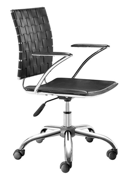 Zuo Furniture Criss Cross Office Chairs ZUO-2050-OFF-CH-VAR