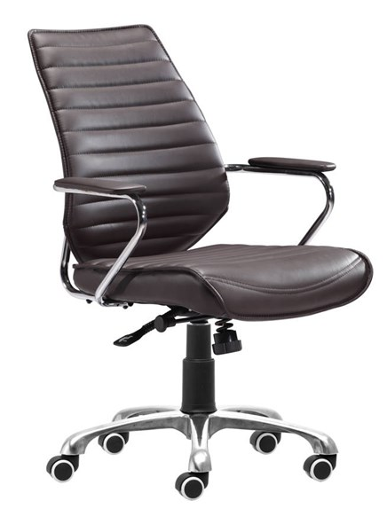 Zuo Furniture Enterprise Espresso Office Chair ZUO-205166