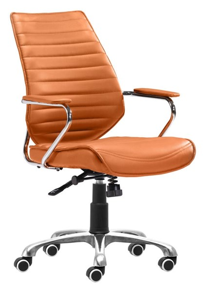 Zuo Furniture Enterprise Terracotta Office Chair ZUO-205167
