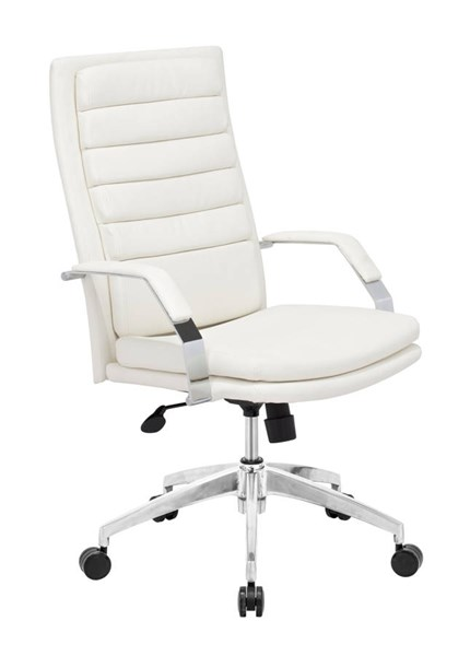 Zuo Furniture Director Comfort White Office Chair ZUO-205327