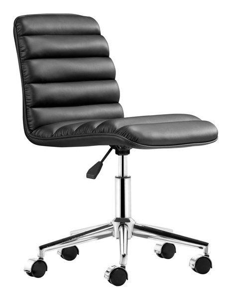 Zuo Furniture Admire Black Office Chair ZUO-205710