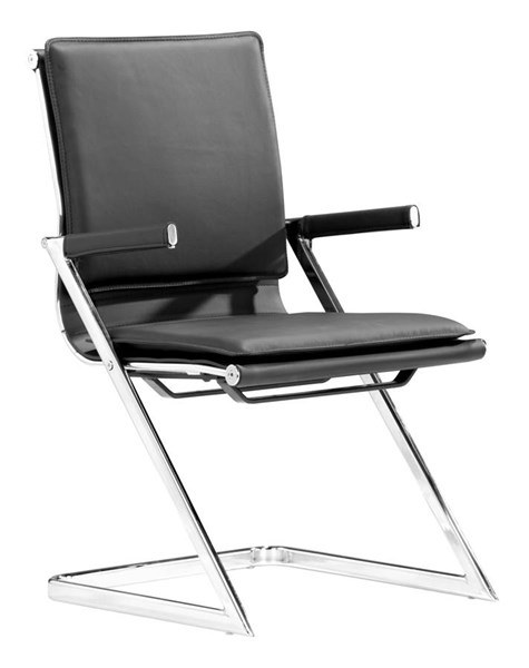 Zuo Furniture Lider Plus Conference Chairs ZUO-LIDER-OFF-CH-VAR