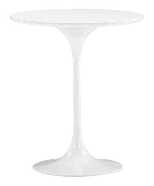 Zuo Furniture Wilco White Side Table ZUO-401142