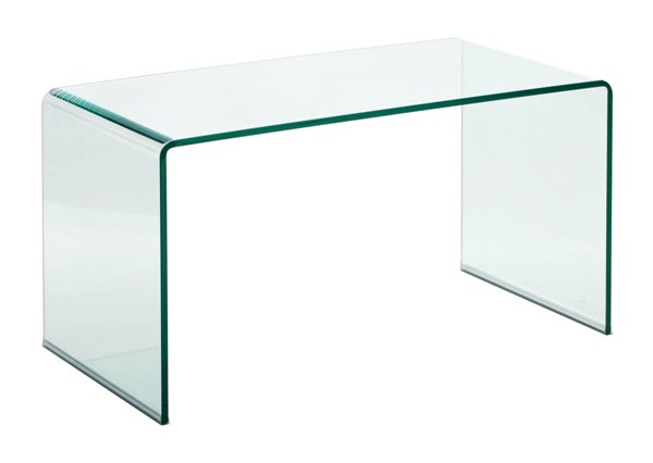 Zuo Furniture Course Clear Coffee Table ZUO-404084