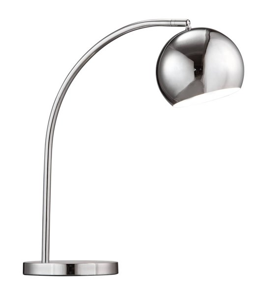 Zuo Furniture Solaris Pure Chrome Table Lamp ZUO-50003