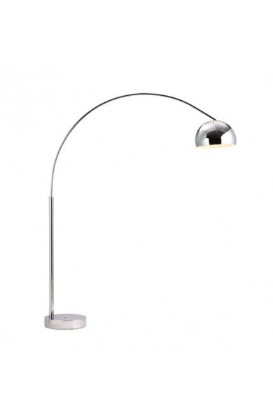 Zuo Furniture Galactic Pure Chrome Floor Lamp ZUO-50019