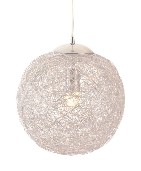 Zuo Furniture Opulence Pure Aluminum Ceiling Lamp ZUO-50082