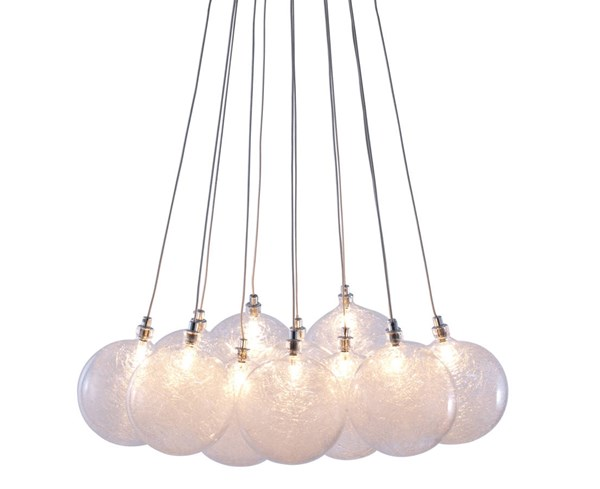 Zuo Furniture Cosmos Pure Clear Ceiling Lamp ZUO-50100