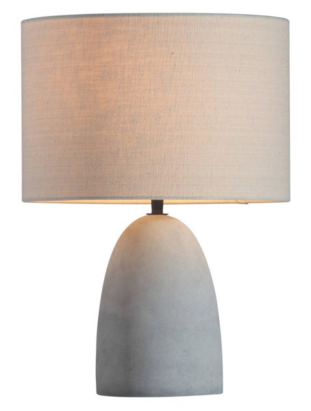 Zuo Furniture Vigor Beige Table Lamp ZUO-50500