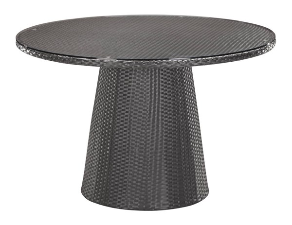 Zuo Furniture Avalon Vive Espresso Dining Table ZUO-701350