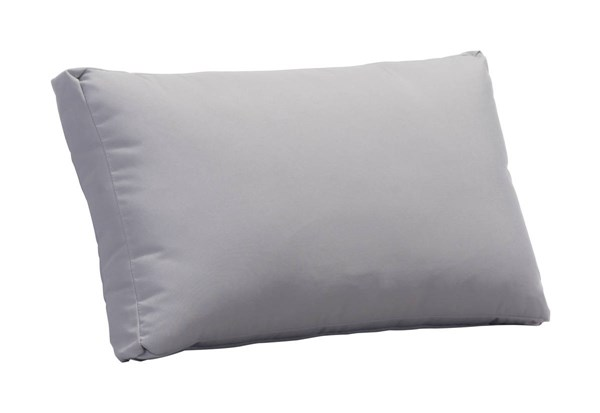 Zuo Furniture Sand Beach Vive Gray Back Cushion ZUO-703585