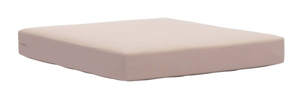 Zuo Furniture Beach Vive Taupe Seat Cushion ZUO-703597