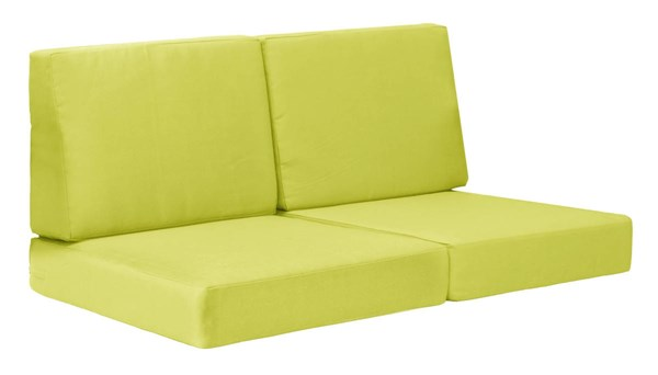 Zuo Furniture Cosmopolitan Vive Green Sofa Cushion ZUO-703653