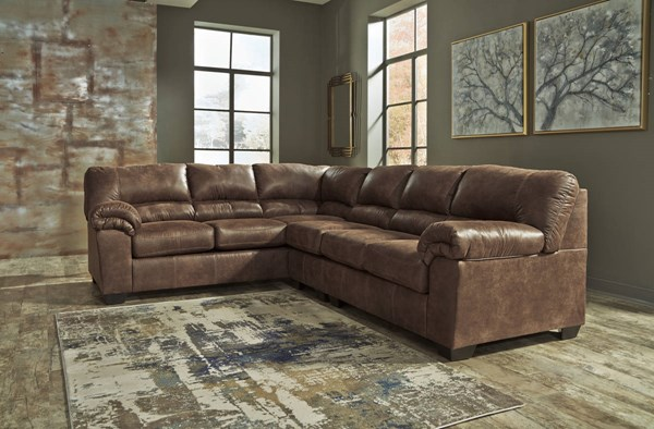 Ashley Furniture Bladen Coffee Laf Sofa Sectional The