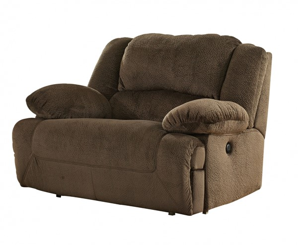 Ashley Furniture Toletta Zero Wall Wide Seat Recliner