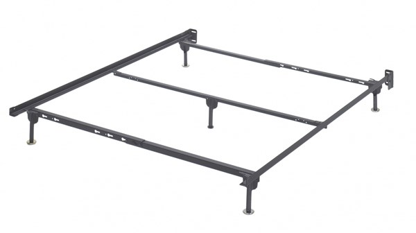 Contemporary Metal Queen Bolt On Bed Frame B100-31