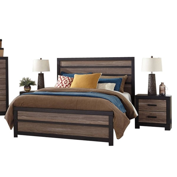 Ashley Furniture Bryant Ar Collection Collection Ashley: Ashley Furniture Harlinton 2pc Bedroom Set With Queen