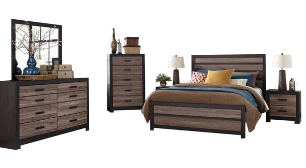 Ashley Furniture Harlinton Master Bedroom Set B325-BR
