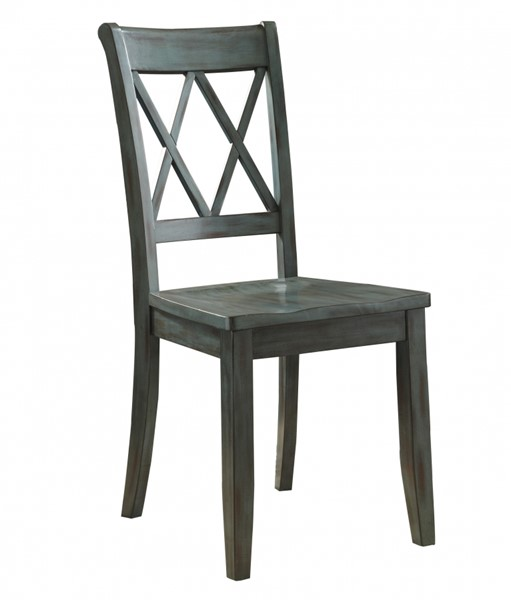 2 Ashley Furniture Mestler Dining Side Chairs D540-101