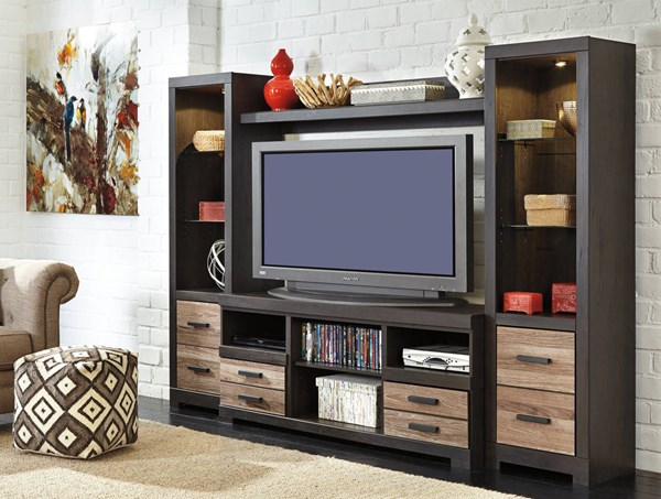 Ashley Furniture Harlinton Entertainment Center W325-ENT-S2