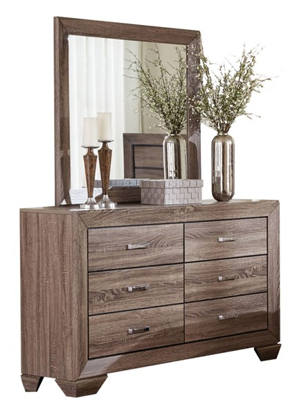 Coaster Furniture Kauffman Dresser Mirror CST-204191-DRMR