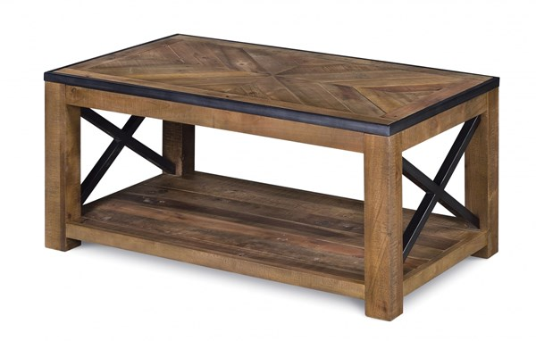 Magnussen Home Penderton Wood Rectangular Cocktail Table MG-T2386-43