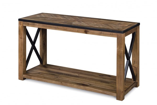 Magnussen Home Penderton Wood Rectangular Sofa Table MG-T2386-73