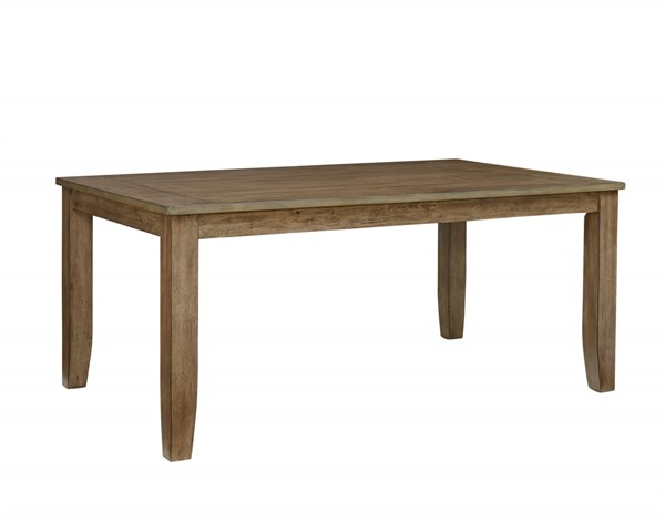 Standard Furniture Vintage Grey Dining Table STD-11306