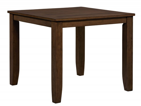 Standard Furniture Vintage Brown Counter Height Table STD-11321