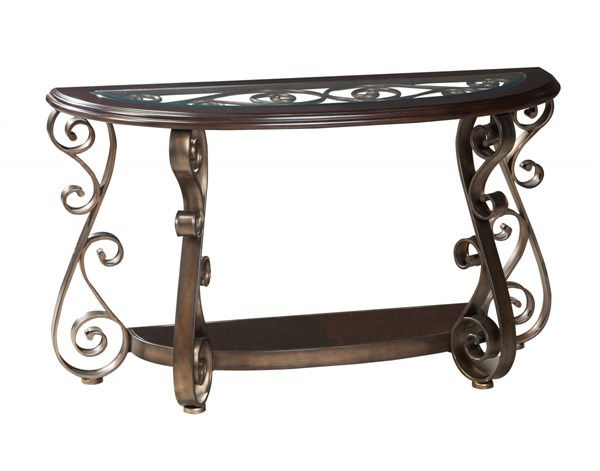 Standard Furniture Bombay Sofa Console Table STD-21607