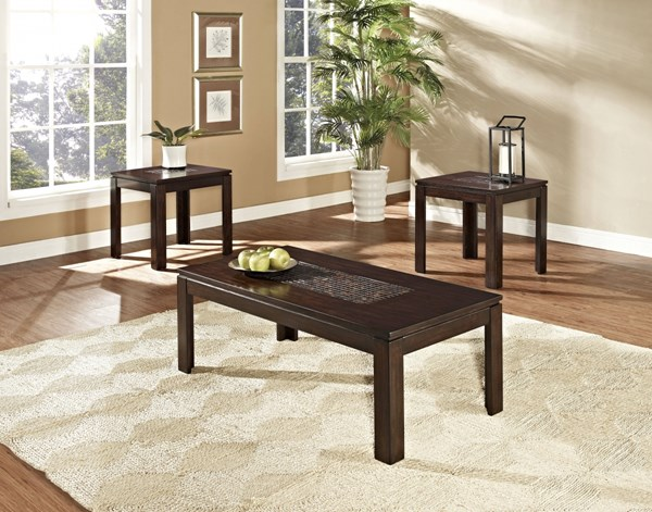 Sparkle Transitional Cherry Wood 3 In 1 Pack STD-28183