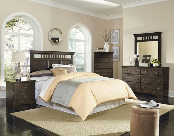 Standard Furniture Hampton Master Bedroom Set The Classy Home