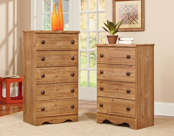 Factory Select Versatile Wood Drawer Chests std-68960-CH-VAR