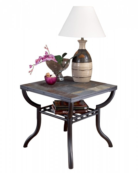 Ashley Furniture Antigo Square End Table The Classy Home