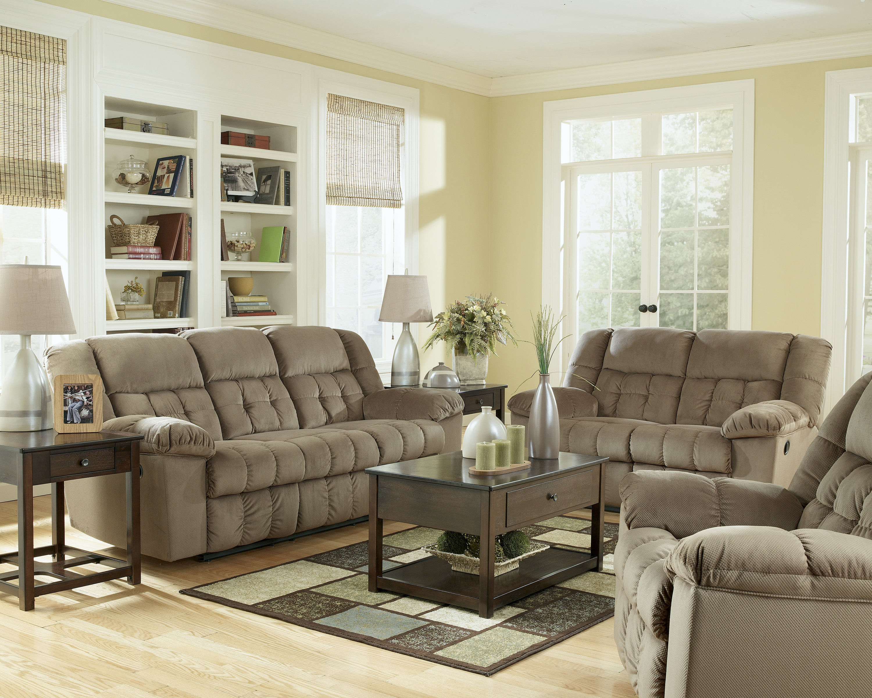 Lowell 3 pc living room set the classy home for 3 pc living room set