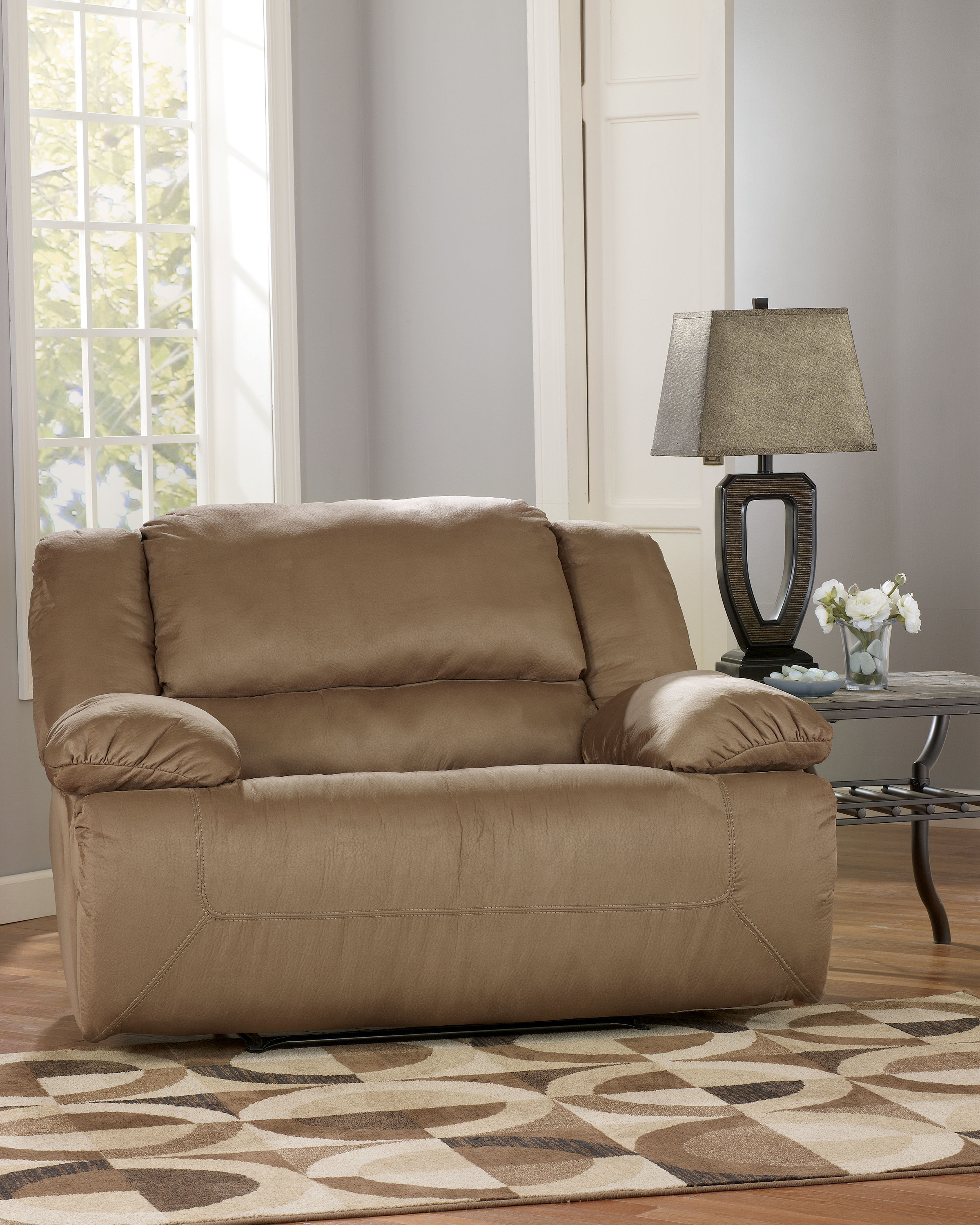 microfiber contemporary room oversized images living inch in recliner mocha furniture recliners ash wide quot mathis