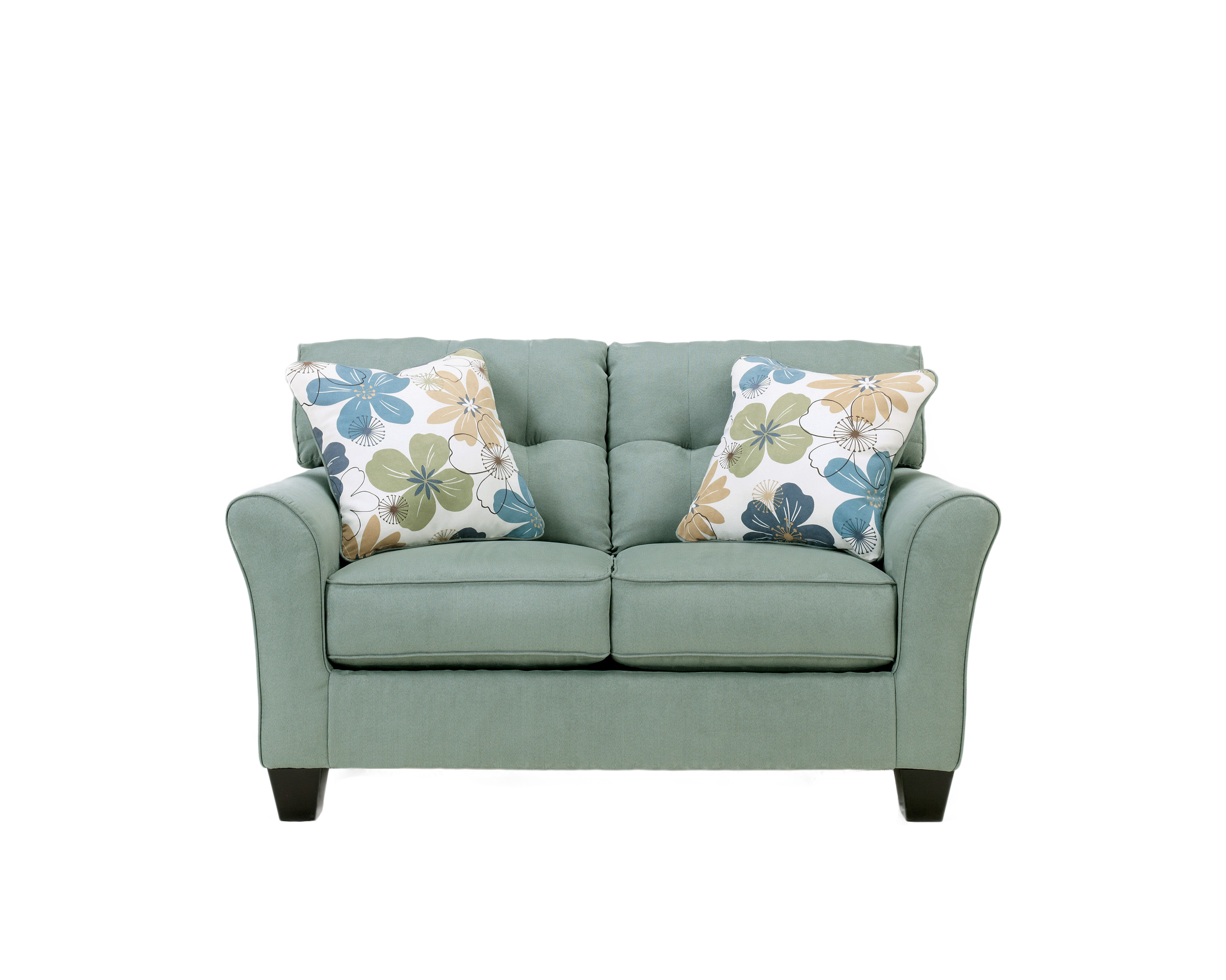 Kylee lagoon loveseat the classy home for Ashley kylee chaise lounge