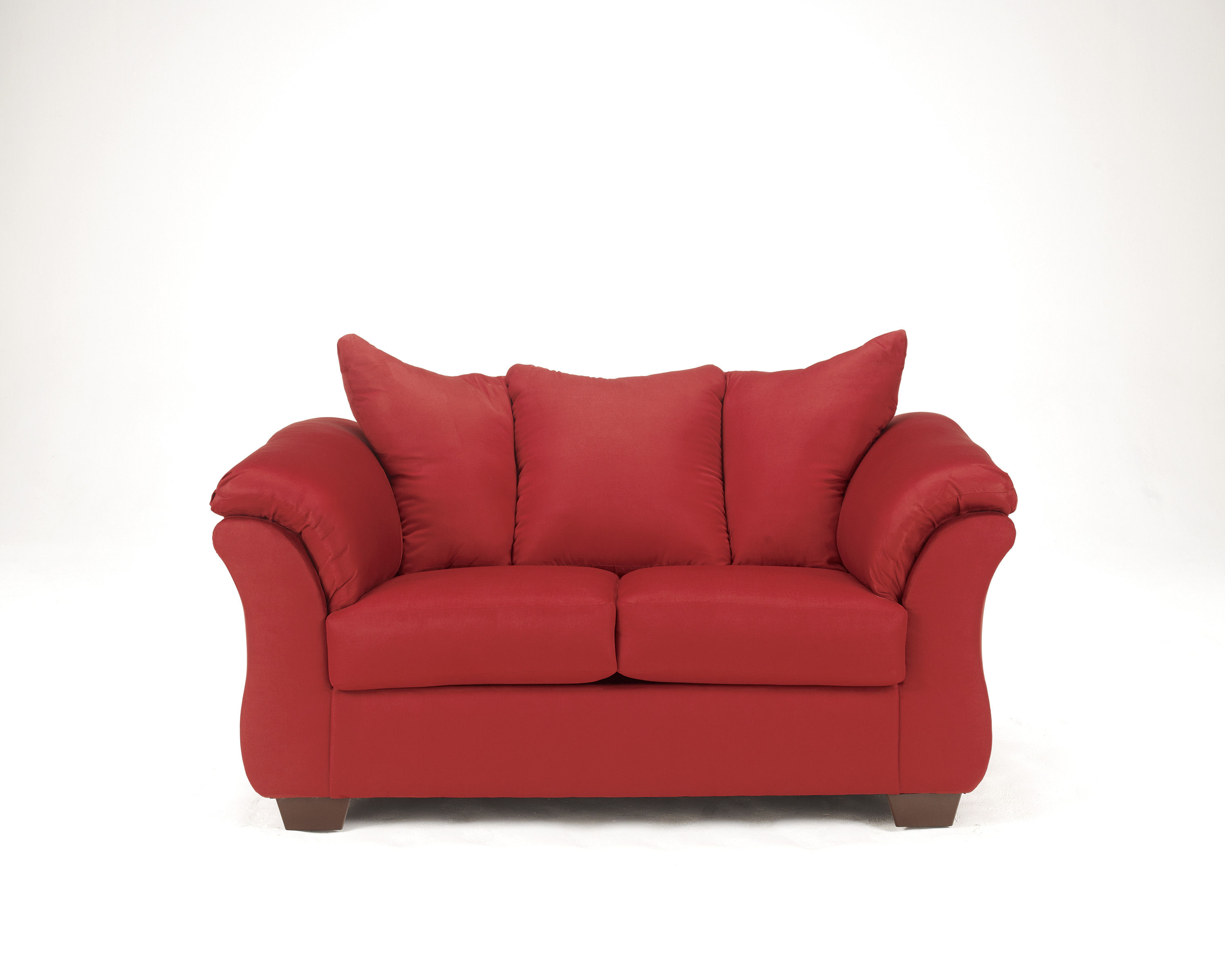 Ashley Furniture Darcy Salsa Loveseat The Classy Home