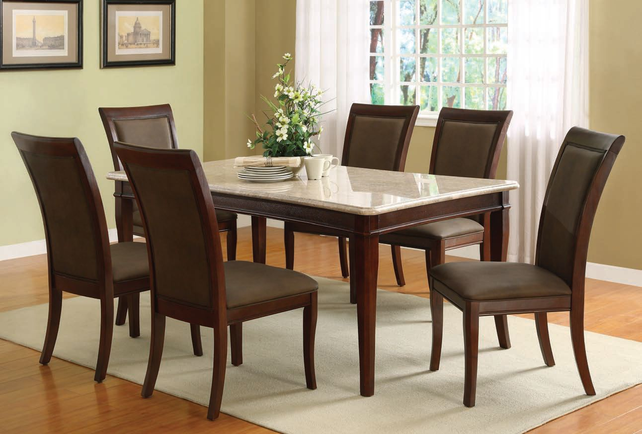 Top Rectangle Dining Table Click To Enlarge