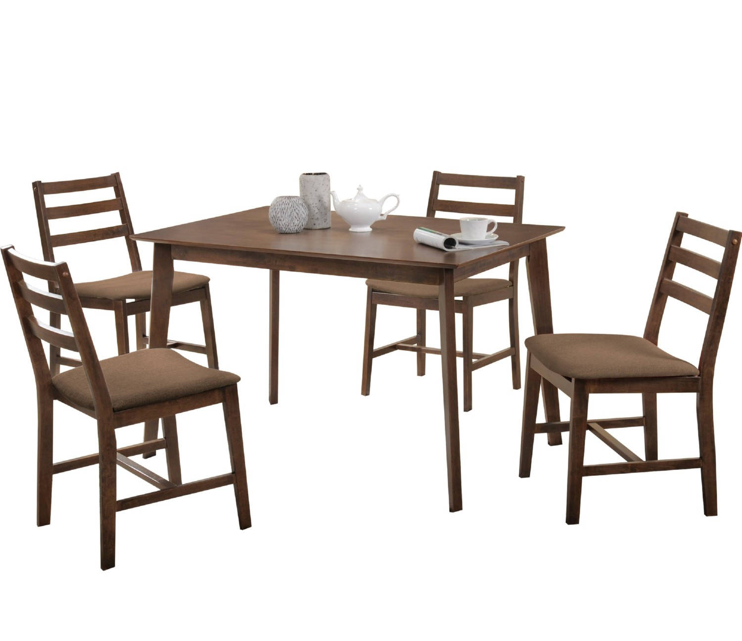 Acme Furniture Gervais 5pc Dining Room Set