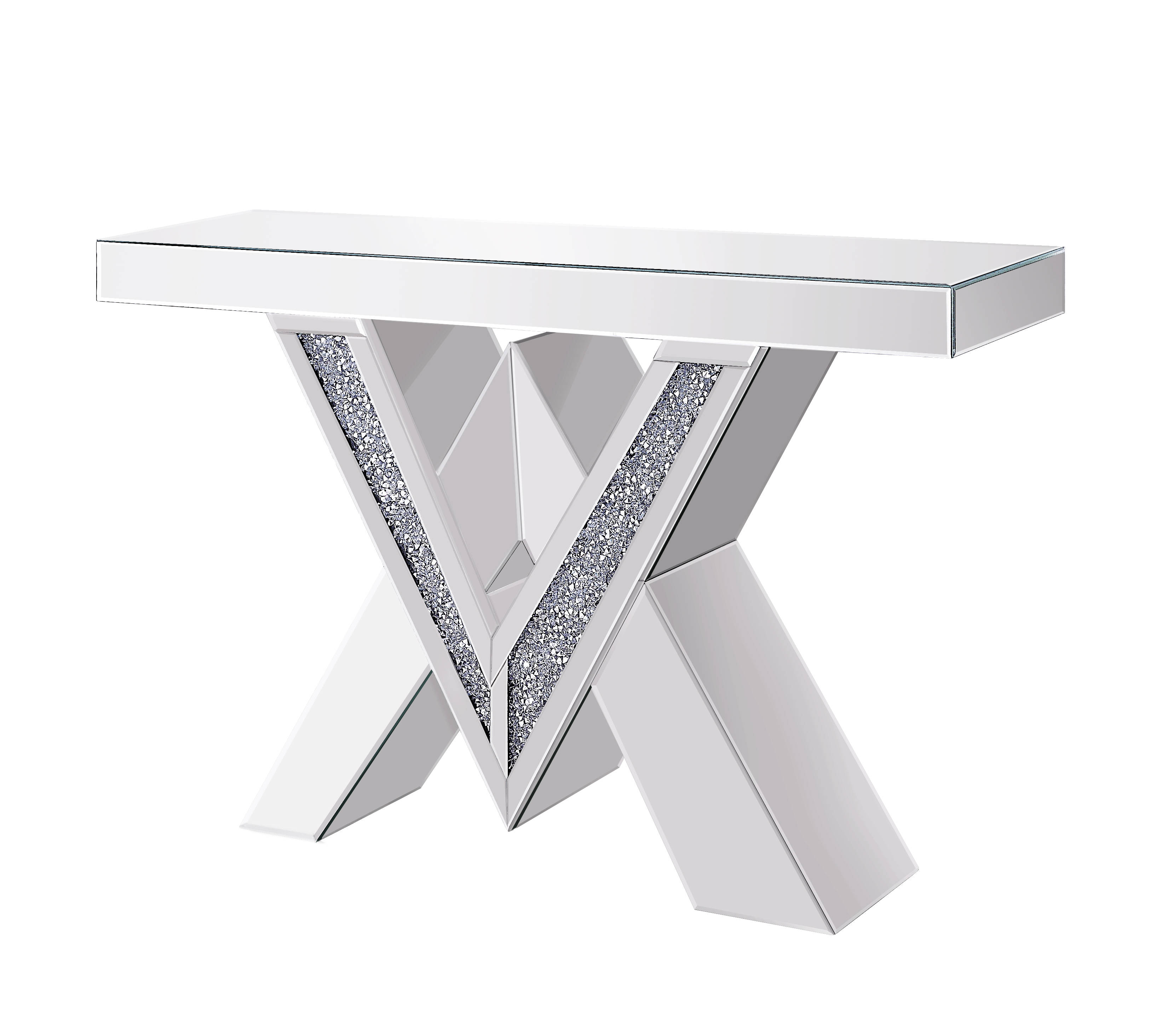Acme Furniture Nie Console Table