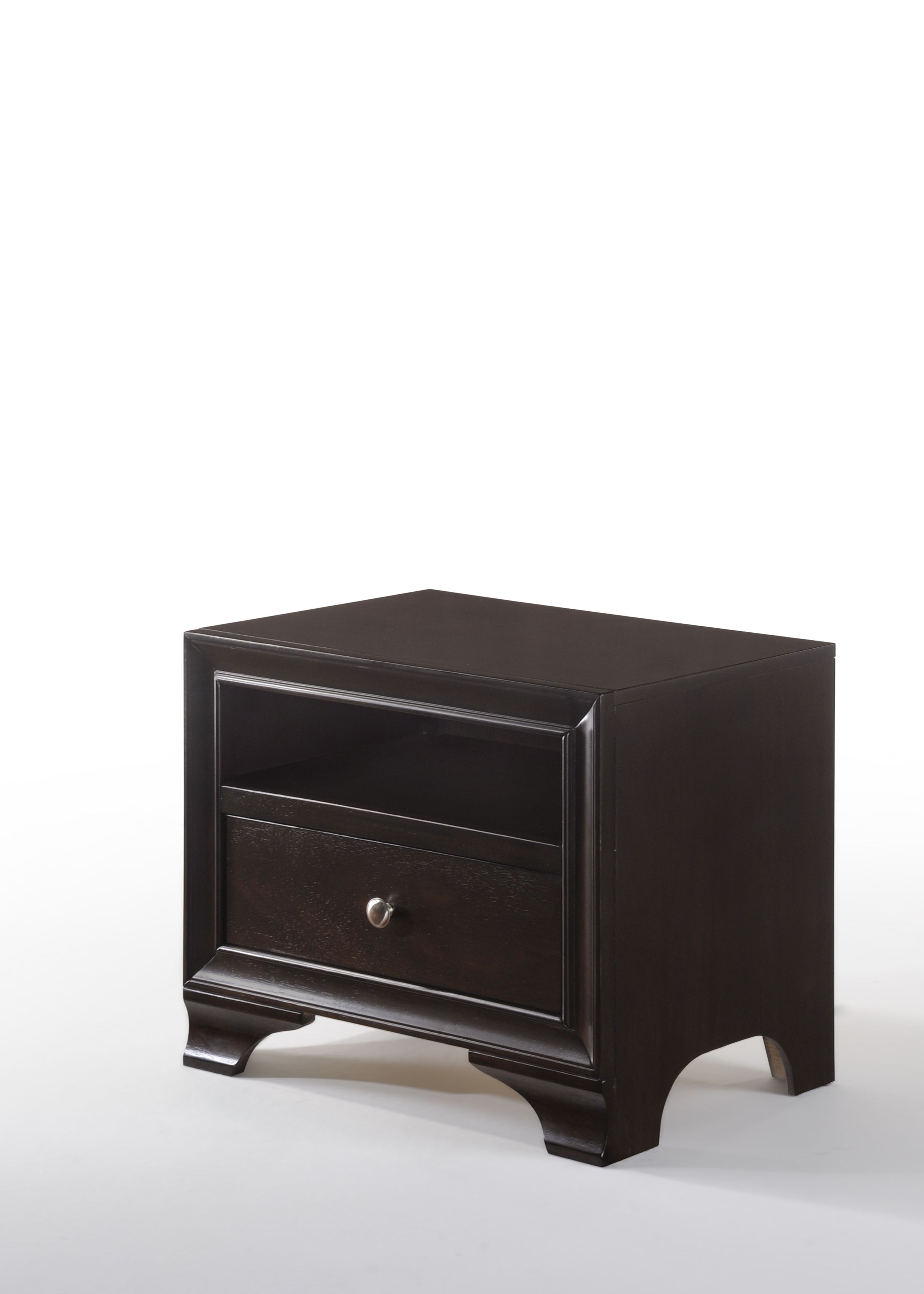 Acme Furniture Blaise Espresso One Drawer Nightstand