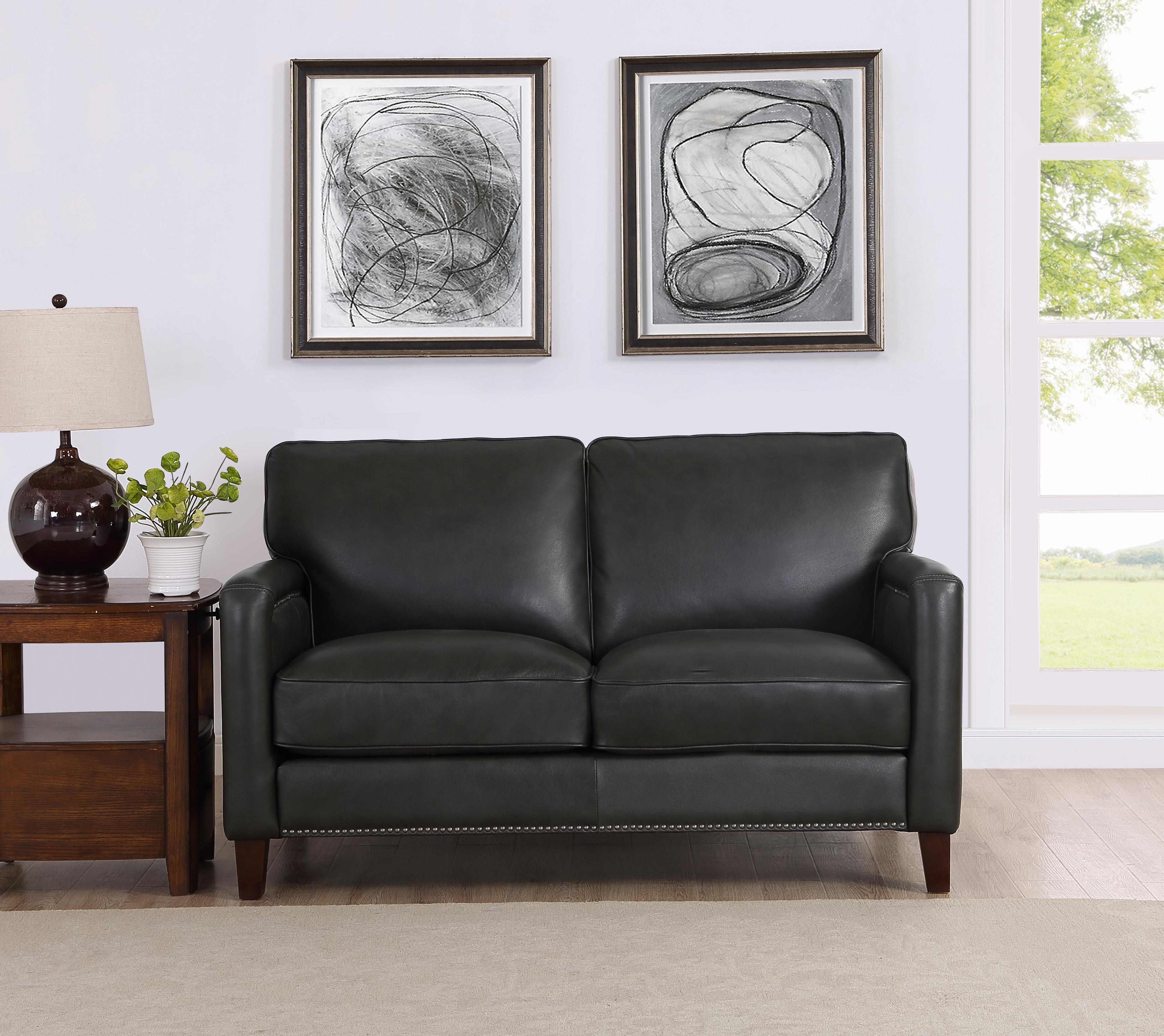 Cool Hydeline Wilmington Quartz Loveseat The Classy Home Home Interior And Landscaping Palasignezvosmurscom