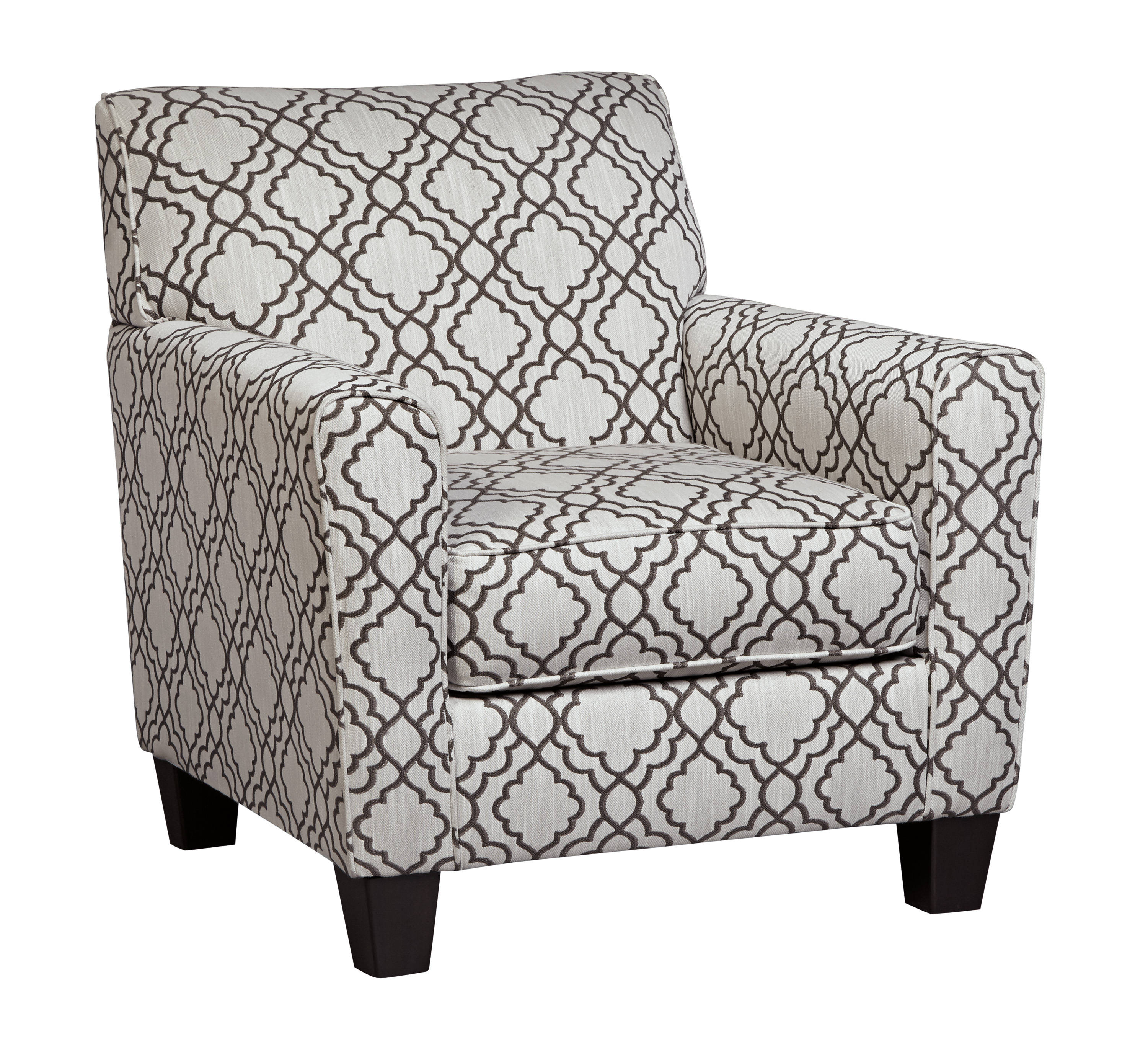 Ashley Furniture Farouh Pearl Accent Chair The Classy Home
